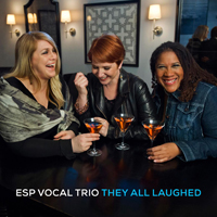 ESP They All Laughed CD
